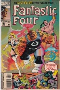 Fantastic Four #386 (1994)
