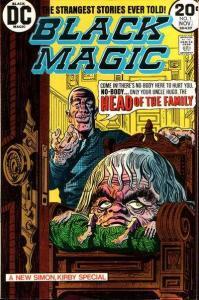 Black Magic (1973 series) #1, VF+ (Stock photo)