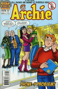 Archie #579 VF/NM; Archie | save on shipping - details inside