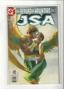JSA #25 DC Comics  NM