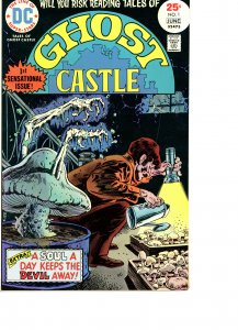 Tales of the Ghost Castle 1 VG/F 1975