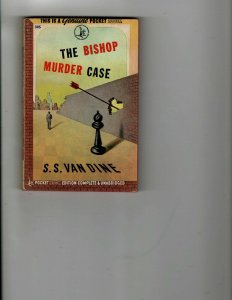 3 Books The Bishop Murder Case Double Treasure The Saint vs Scotland Yard JK28