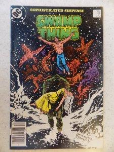 SWAMP THING # 31