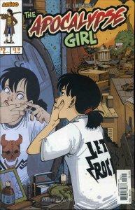 Apocalypse Girl, The #2 VG; Amigo | low grade comic - save on shipping - details
