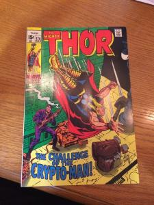 The Mighty Thor 174 Nm- 9.2 Near Mint- See Pictures