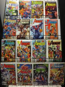 Avengers (Marvel v3 1998-2002) #1-56 Lot of 39Diff Reader's Library Thor Cap ++