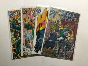 Metal Men 1-4 1 2 3 4 Lot Run Set Very Fine/Near Mint Vf/Nm 9.0 Dc Comics