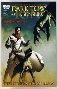 STEPHEN KING DARK TOWER GUNSLINGER , NM , LITTLE SISTERS ELURIA #5, Luke Ross
