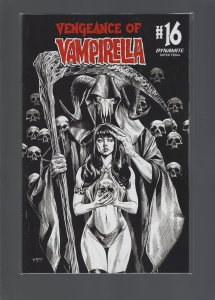 Vengeance Of Vampirella # 16 Bonus Cover