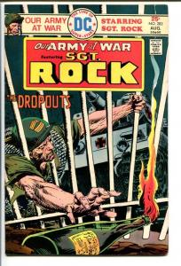 OUR ARMY AT WAR #283-SGT. ROCK-DC WAR FN