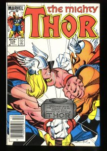 Thor #338 NM- 9.2 Newsstand Variant 2nd Beta Ray Bill!
