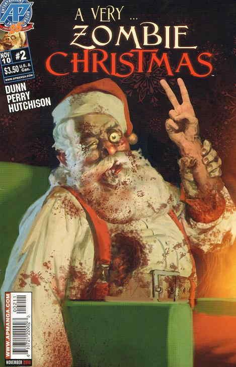Very Zombie Christmas, A #2 VF/NM; Antarctic | save on shipping - details inside