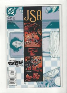 JSA #67 DC Comics  NM
