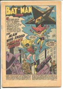 Detective #247 1957-DC-Batman-John Jones-Starman-P