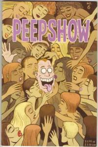 Peepshow #6 VF/NM; Drawn and Quarterly | save on shipping - details inside