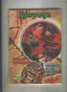 Epopeya libro Comic numero 01
