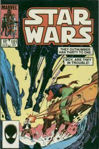 Star Wars (1977 series) #101, VF- (Stock photo)