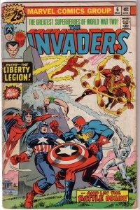 Invaders   vol. 1   # 6 FR/GD