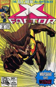 X-Factor #76 VF/NM; Marvel | save on shipping - details inside