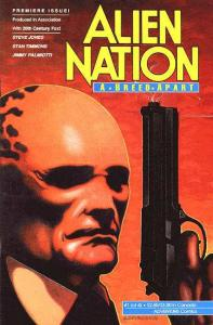Alien Nation: A Breed Apart #1, NM + (Stock photo)
