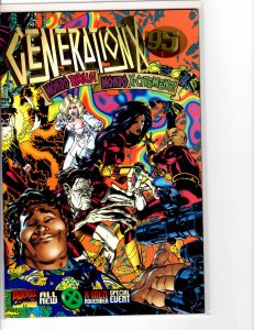Generation X 1995 Annual VF/NM (9.0)