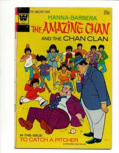 Hanna-Barbera The Amazing Chan & The Chan Clan # 2 FN Gold Key Comic Book J371