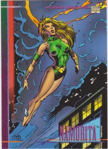 1993 Marvel Universe #22 Namorita