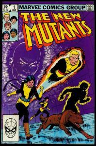 The New Mutants #1 1983- Marvel Hot Book High Grade NM