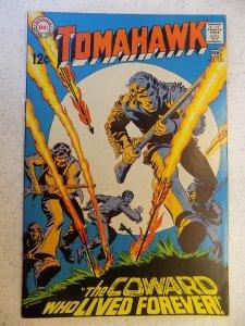 TOMAHAWK # 120 DC WESTERN ACTION ADVENTURE FN