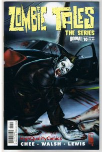 ZOMBIE TALES The Series 10, NM+, Undead, Walking Dead, 2008,more Horror in store