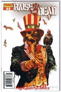 RAISE the DEAD #1 2 3 4, VF/NM, Arthur Suydam, Zombies, 2007, more in store