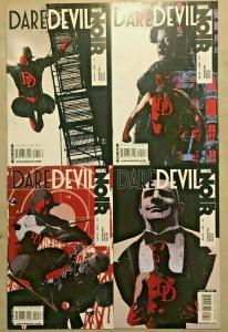 DAREDEVIL NOIR#1-4 NM LOT 2009 FIRST PRINTS MARVEL COMICS