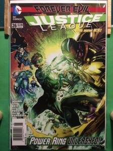 Justice League #26 The New 52 FOREVER EVIL