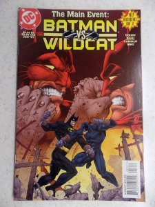 BATMAN/ WILDCAT # 3
