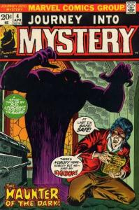Journey into Mystery (1972 series) #4, VF- (Stock photo)