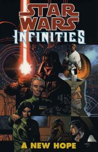 Star Wars: Infinities—A New Hope TPB #1 VF/NM; Dark Horse | save on shipping - d