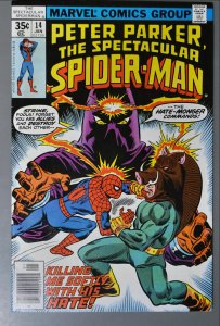 Spectacular Spider-man  #28   VF/Better     See Actual Photo