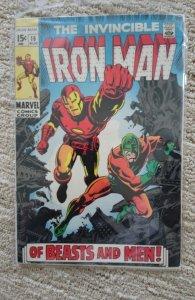 Iron Man #16 (1969)