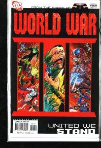 52 Sonderband Special: World War III (DE) #4 (2007)