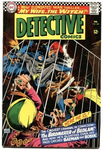 DETECTIVE COMICS #348-BATMAN AND ROBIN-1966