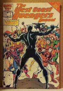 West Coast Avengers Annual #1 (1986)