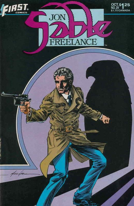 Jon Sable, Freelance #29 FN; First | save on shipping - details inside