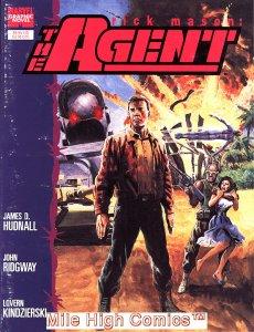 RICK MASON, THE AGENT GN (1989 Series) #1 Very Good