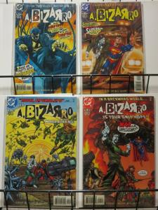 A BIZARRO (1999) 1-4 Steve Gerber takes on . . . .