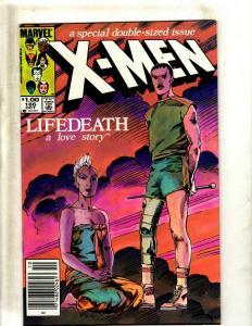 Lot of 12 X-Men Comics #186 191 202 203 204 205 214 215 216 217 218 219 J411