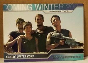 2003 Star Trek Enterprise Promo