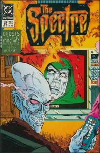 DC THE SPECTRE (1987 Series) #26 NM