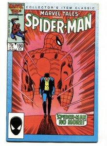 Marvel Tales #190 Amazing Spider-Man #50 reprint comic book