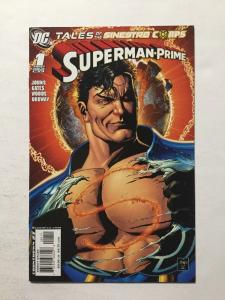Superman-Prime 1 Tales Of The Sinestro Corps Nm Near Mint
