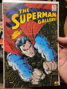 DC Comics The Superman Gallery 1993 Issue #1 / VF+ Condition